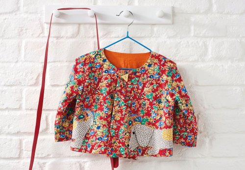 Toddler coat pattern