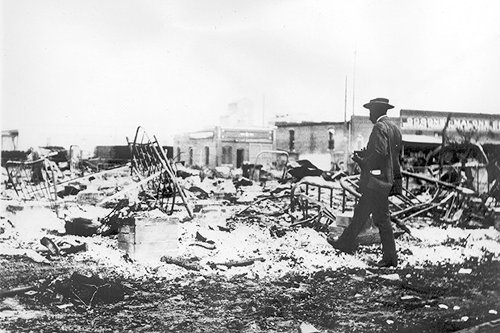 The 1921 Tulsa race massacre: the worst single incident of racial violence in US history