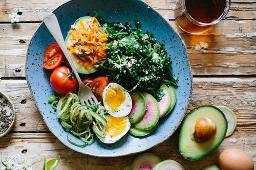 What foods should I eat to ease anxiety and stress?