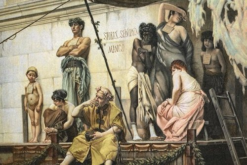 Slavery in ancient Rome: how important were enslaved people to Roman society?