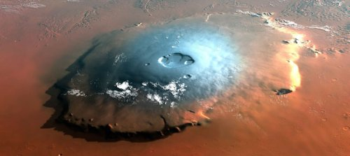 Top 10: Tallest mountains in the Solar System