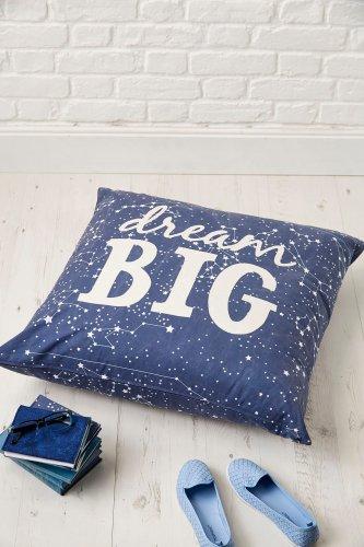 Dream big floor cushion sewing pattern