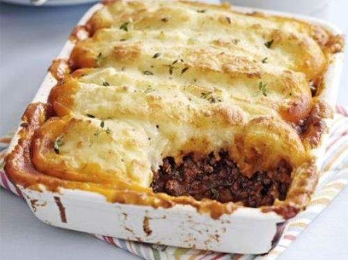 Cottage pie recipes