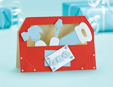 How to make a toolbox card