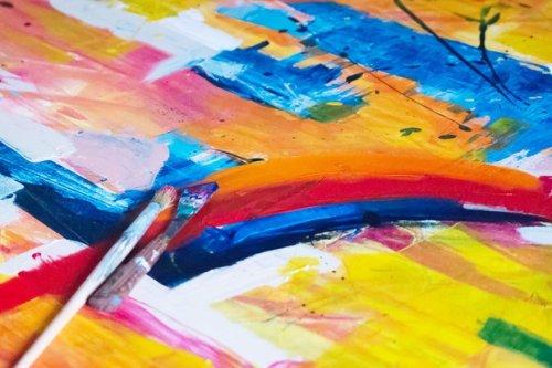 25 easy acrylic painting ideas