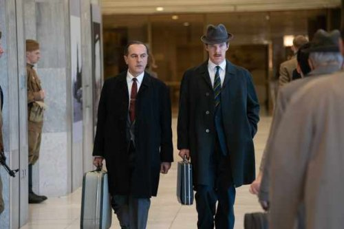 The Courier release date, cast, plot and trailer for Benedict Cumberbatch spy film