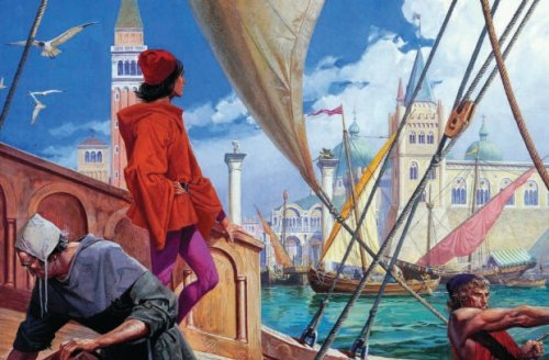 Why are Marco Polo's travels so famous?