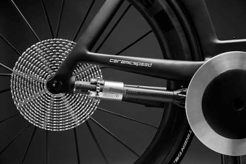 CeramicSpeed's extraordinary chainless drivetrain seeks investors to continue development