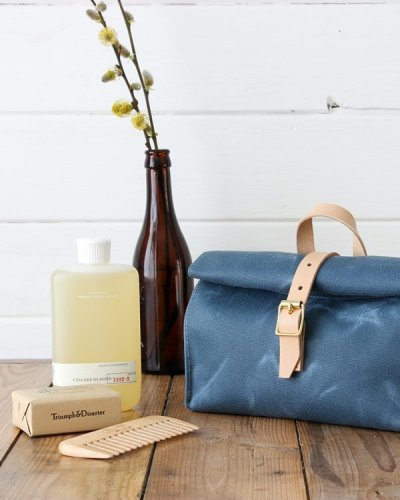How to make a travel washbag