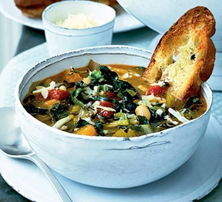The River Cafe's winter minestrone