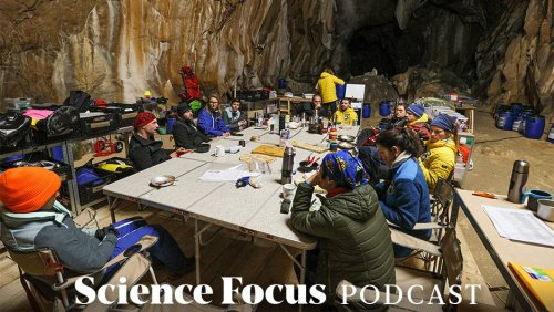 Podcast: What happens to you after 40 days with no natural light?
