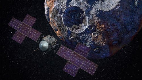 Psyche: The metal mini-world that could change everything we know about the Solar System