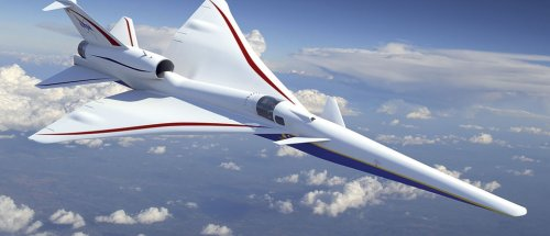 X-59 QueSST: The quiet supersonic aeroplane that could revolutionise air travel