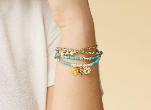 How to make seed bead bracelets