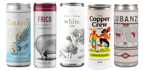 10 best canned wines – our top whites, rosés, reds and spritzers