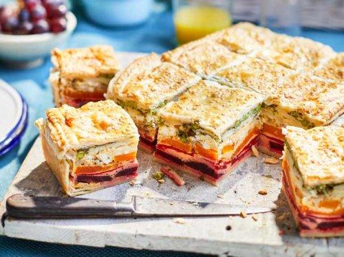 Top 50 picnic recipes
