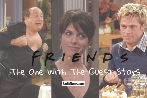 41 Friends guest stars you may have forgotten - all the celeb cameos