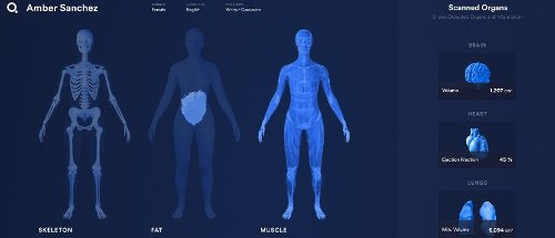 Star Trek-style scanner creates 'digital twin' to track your health