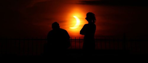 Solar eclipse 2021: The best pictures of the Sun spectacle from around the world