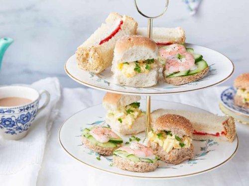 Best afternoon tea sandwich ideas