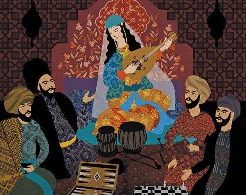 'Arib al-Ma'muniyya: the enslaved medieval woman who sang her way to wealth