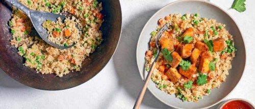 20 low-fat vegetarian recipes