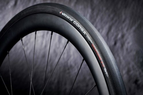 Vittoria Corsa TLR G2.0 tyre review