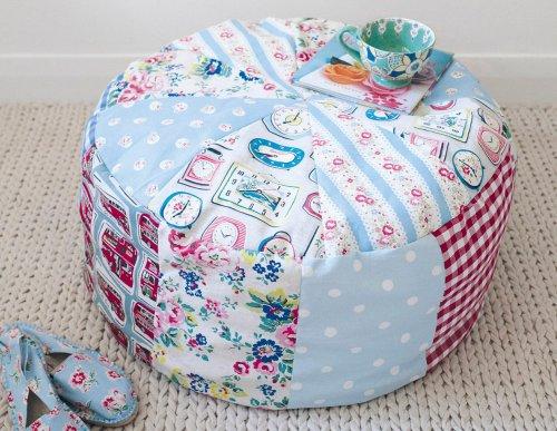 How to make a beanbag cover