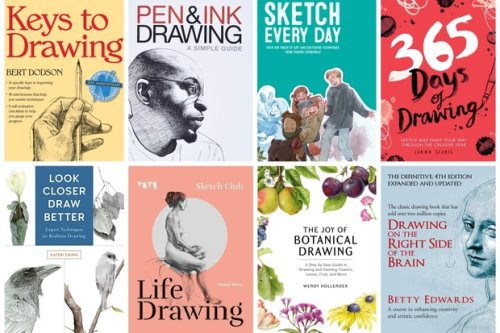17 best drawing books to buy in 2021