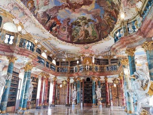 Das Kloster Wiblingen - Einfach wunderschön