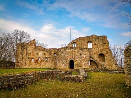 Die 5 schönsten Burgen Südthüringens -