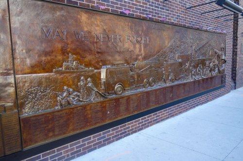Das 9/11 Memorial in New York