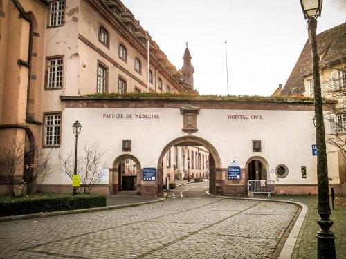 Straßburg - Perle des Elsass -