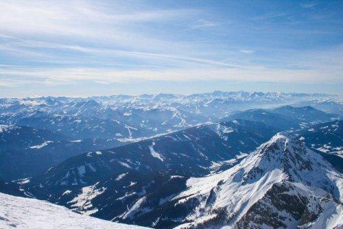 Schneewanderung auf dem Dachstein - Immer auf Reisen