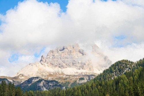 Drei Zinnen - Eine einfache Wanderung - Immer auf Reisen