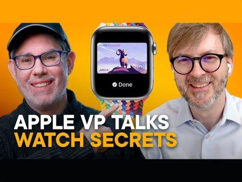 Apple's Kevin Lynch, Deidre Caldbeck talk watchOS 8 in new interview