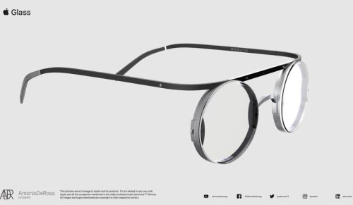 Report: Apple's AR headset coming in 2022, Apple Glass likely after 2023