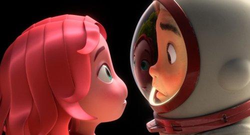 Apple TV+ announces 'Blush', a new animated short film