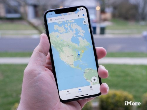 Google Maps finally gets an iOS update complete with App Privacy labels