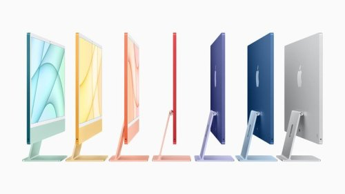 With M1, the iMac moves to the next level