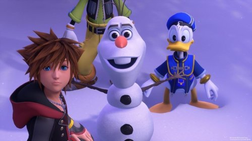 Can I get away with just playing Kingdom Hearts 1, 2, and 3?