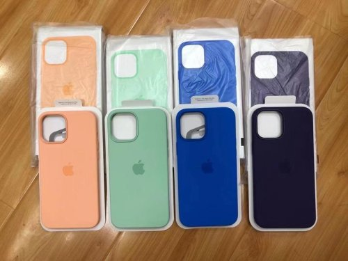 More images of rumored new iPhone 12 cases surface