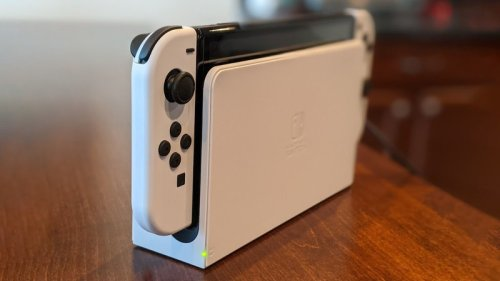 Nintendo Switch OLED is capable of HDR, but doesn't support it