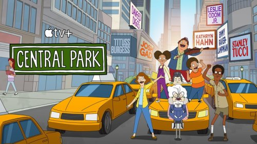 The second season of 'Central Park' has debuted on Apple TV+