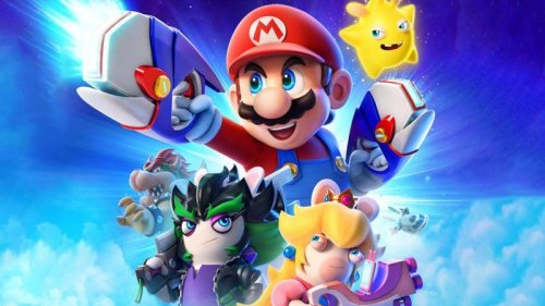 Mario + Rabbids Sparks of Hope officially revealed after morning leak