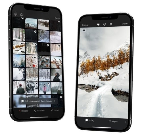 Photo editing app Darkroom's new Clarity feature improves image detail