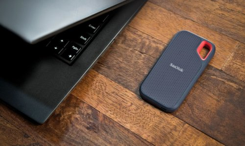 This SanDisk 2TB portable SSD gives your 128GB Mac a new lease of life