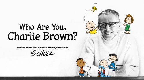 Charles M. Schulz doc 'Who Are You, Charlie Brown?' debuts on Apple TV+