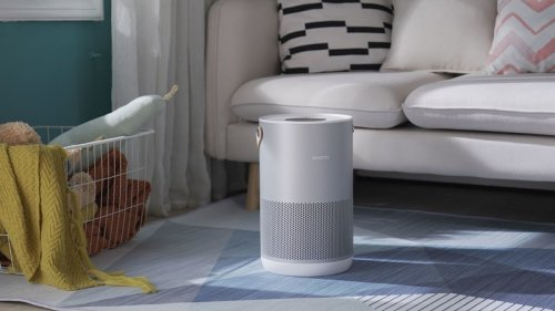 Smartmi's new P1 Air Purifier is slick, affordable, and works with HomeKit