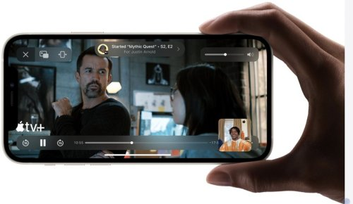 Share your favorite content through SharePlay on FaceTime